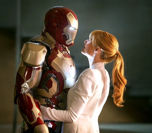 Iron Man & Pepper